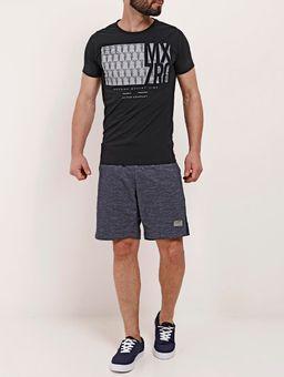 Camiseta-Slim-Fit-Manga-Curta-Masculina-Preto