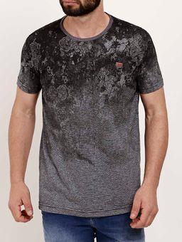Camiseta-Manga-Curta-Masculina-Gangster-Preto-P