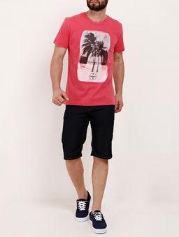 Camiseta-Manga-Curta-Masculina-Federal-Art-Coral-P