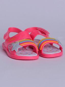 Sandalia-Barbie-Beauty-Infantil-Para-Bebe-Menina---Rosa-azul-19