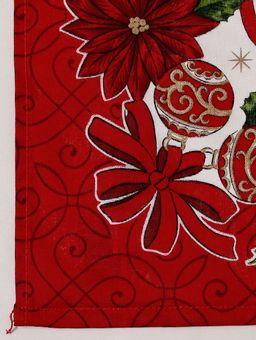 Pano-de-Copa-Natalino-Dohler-Vermelho-vermelho