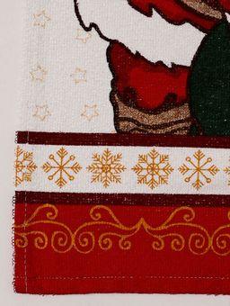 Pano-de-Copa-Natalino-Lepper-Branco-vermelho