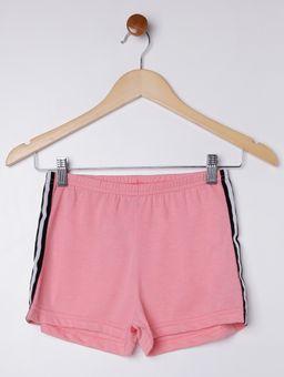 Pijama-Curto-Juvenil-Para-Menina---Cinza-rosa-10