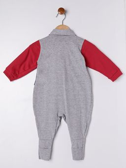 Macacao-Infantil-Para-Bebe-Menino---Vermelho-cinza-P