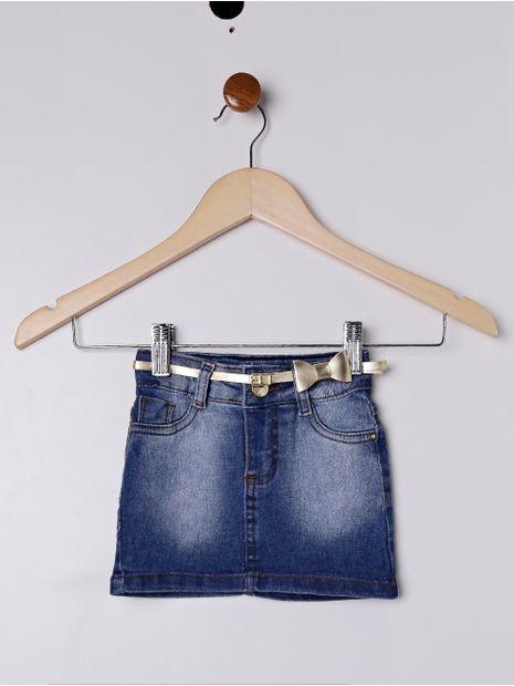 Saia-Curta-Jeans-Infantil-Para-Menina---Azul-1
