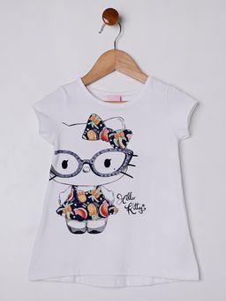 Conjunto-Hello-Kitty-Infantil-Para-Menina---Branco-azul-Marinho-6