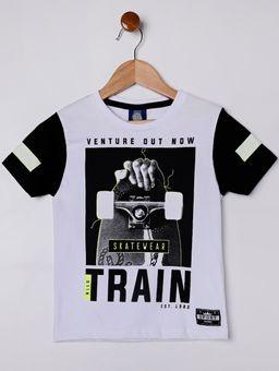 Camiseta-Manga-Curta-Infantil-para-Menino---Branco