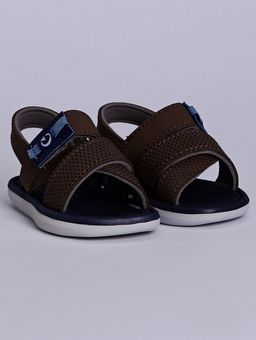 Sandalia-Cartago-Mali-Xi-Infantil-Para-Bebe-Menino---Cinza-marrom-azul-19