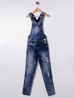 Macacao-Jardineira-Jeans-Juvenil-para-Menina---Azul