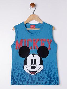 Camiseta-Regata-Disney-Infantil-Para-Menino---Azul-6
