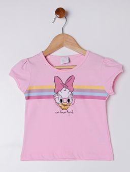 Conjunto-Disney-Infantil-Para-Menina---Rosa-marinho-1
