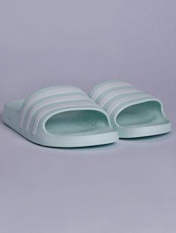 Chinelo-Slide-Feminino-Adidas-Adilette-Aqua-Verde-Claro