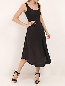 Vestido-Linho-Feminino-Autentique-Preto