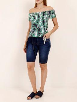 Blusa-Ciganinha-Feminina-Azul-Marinho-verde-P