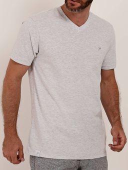 Camiseta-Basica-Manga-Curta-Masculina-Cinza