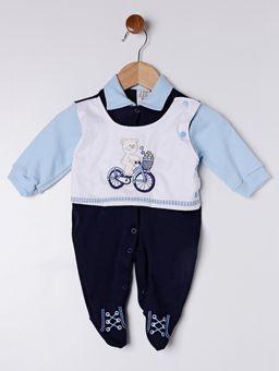Enxoval-Infantil-Para-Bebe-Menino---Azul-Marinho-P