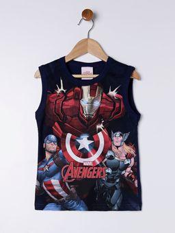 Conjunto-Avengers-Infantil-Para-Menino---Preto-cinza-6