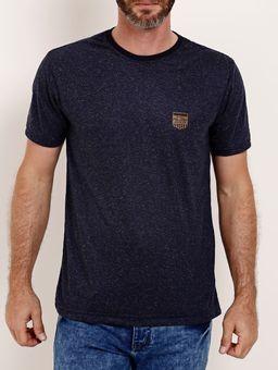 Camiseta-Manga-Curta-Full-Surf-Masculina-Azul-Marinho-P