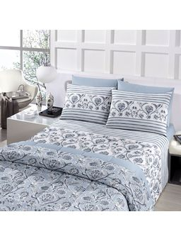 Jogo-de-Lencol-Casal-Duplo-Santista-Royal-Plus-Azul-branco