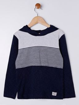 Camiseta-Manga-Longa-Infantil-Para-Menino---Azul-Marinho-cinza-6