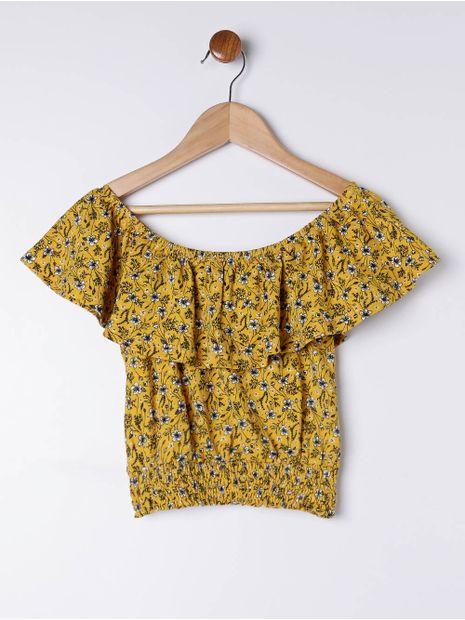 Blusa-Ciganinha-Juvenil-Para-Menina---Amarelo-16
