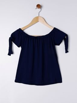Blusa-Ciganinha-Juvenil-Para-Menina---Azul-Marinho-16