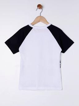Camiseta-Batman-com-Mascara-Infantil-para-Menino---Branco-preto