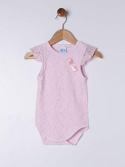 Body-Infantil-Para-Bebe-Menina---Rosa-P