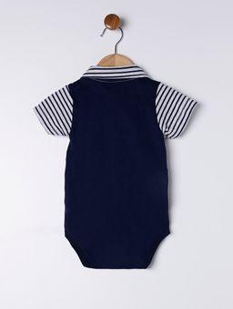Body-Infantil-Para-Bebe-Menino---Azul-Marinho-P