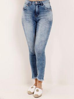 Calca-Jeans-Marmorizada-Feminina-Azul