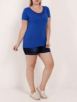 Short-Jeans-com-Cinto-Plus-Size-Feminino-Azul-40