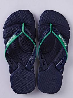 Chinelo-Havaianas-Power-Masculino-Azul-Marinho-verde-37-38