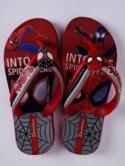 Chinelo-Homem-Aranha-Infantil-Para-Menino---Vermelho-cinza-25-26