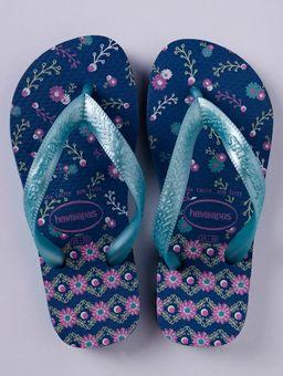 Chinelo-Havaianas-Kids-Flores-Infantil-Para-Menina---Azul-25-26