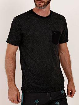 Camiseta-Bolso-Manga-Curta-Vels-Masculina-Preto