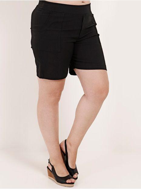 Short-Basico-de-Tecido-Plus-Size-Feminino-Preto-G2