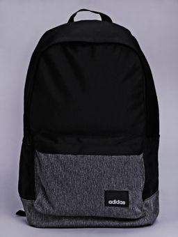 Mochila-Adidas-Linear-Classic-Masculina-Preto-cinza