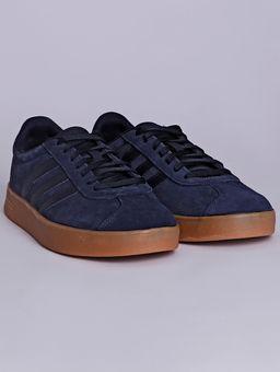 Tenis-Casual-Masculino-Adidas-Vl-Court-2-Azul-Marinho-37