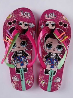 Chinelo-Ipanema-Lol-Surprise-Iii-Infantil-Para-Menina---Rosa-verde-25-26