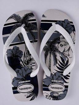 Chinelo-Masculino-Havaianas-Aloha-Branco-38