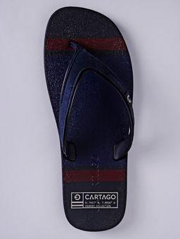Chinelo-Cartago-Masculino-Azul-vermelho-39