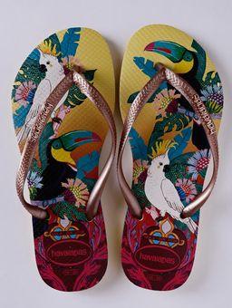 Chinelo-Feminino-Havaianas-Slim-Tropical-Amarelo-rose-33-34