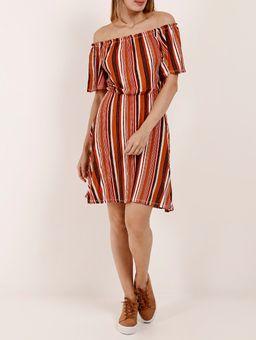 Vestido-Ciganinha-Feminino-Laranja