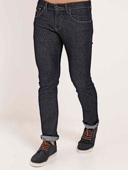 Calca-Jeans-Slim-Fit-Masculina-Azul-