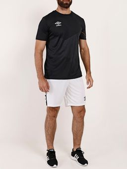 Camiseta-Esportiva-Umbro-Masculina-Preto-laranja-P
