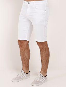 Bermuda-em-Sarja-Cook's-Masculina-Branco-38