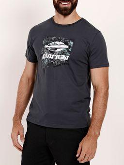 Camiseta-Manga-Curta-Mormaii-Masculina-Chumbo-P