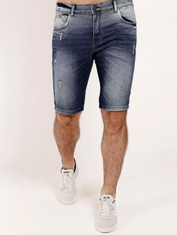 Bermuda-Jeans-Destroyed-Rock-Soda-Masculina-Azul