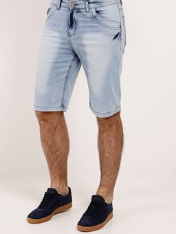 Bermuda-Jeans-Delave-Masculina
