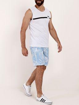 Camiseta-Regata-Masculina-Branco-P